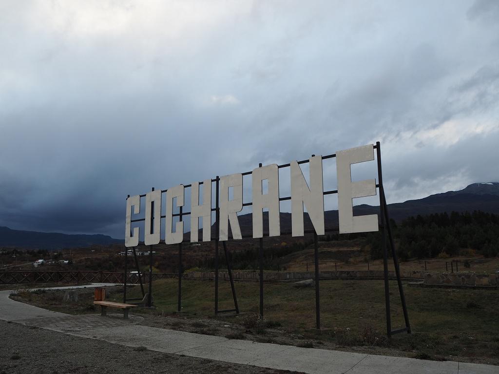 Cochrane - Chile 2015