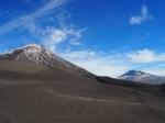 Der Vulkan Lonquimay