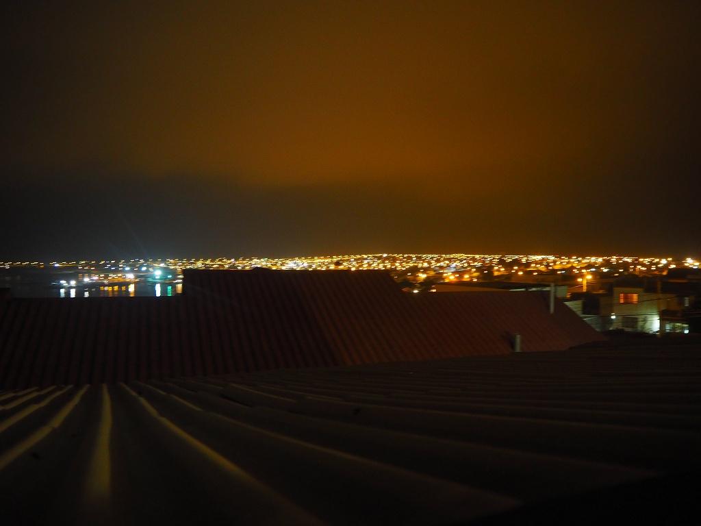 Caldera Dachterrasse - Chile 2015